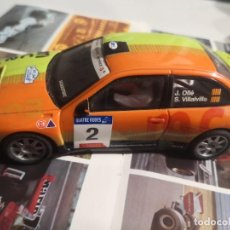 Scalextric: SEAT CÓRDOBA E2 SLOT CAR RELEASED BY SCALEXTRIC SPAIN (SCX). Lote 263033390