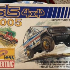Scalextric: SCALEXTRIC STS 4X4 2005. Lote 264564609