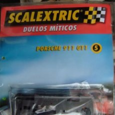 Scalextric: SCALEXTRIC PORSCHE 911 GT1 ACCESORIO CHASIS Y FASCICULO 5. Lote 265401094