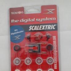 Scalextric: DIGITAL SCALEXTRIC TECNITOYS KIT DIGITALIZADOR. Lote 265893103