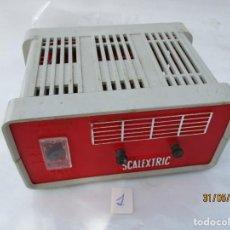 Scalextric: SCALEXTRIC EXIN TRANSFORMADOR TR1 GRIS ROJO. Lote 266503618