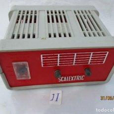 Scalextric: SCALEXTRIC EXIN TRANSFORMADOR TR1 GRIS ROJO. Lote 266503793
