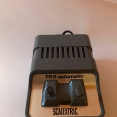 Scalextric: TRANSFORMADOR SCALEXTRIC TR2 AUTOMATIC 16V -2. Lote 266887964