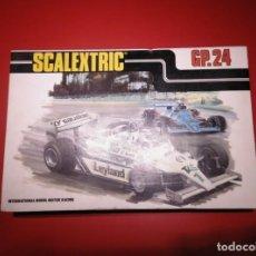 Scalextric: CIRCUITO SCALEXTRIC COMPLETO SIN COCHES. Lote 267266889