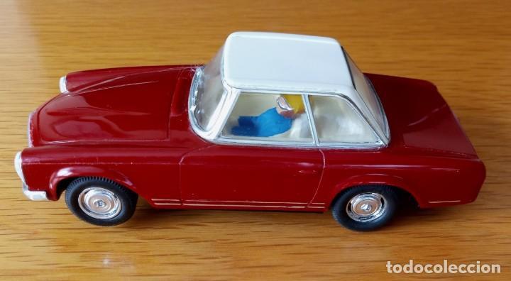 COCHE ANTIGUO DE SCALEXTRIC MERCEDES 250 SL (Juguetes - Slot Cars - Scalextric Pistas y Accesorios)
