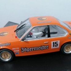 Scalextric: BMW 635 CSI (E24) JAGERMEISTER RESINA HC SLOT 1:32 SCALEXTRIC SPIRIT. Lote 269013979
