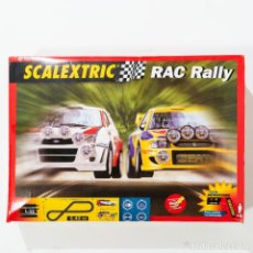 Scalextric: PISTAS SCALESTRICK RAC RALLY. Lote 272952888