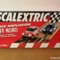 Scalextric: PISTAS AMPLIACIÓN OFF ROAD SCALEXTRIC. Lote 276072508