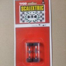 Scalextric: SCALEXTRIC BLISTER RECAMBIOS RUEDAS VOLVO 850. Lote 276237908
