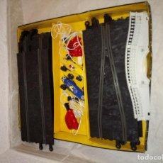 Scalextric: SCALESTRIC DE LOS AÑOS 70 EN BUEN ESTADO SIN CAJA. Lote 276954523