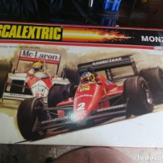 Scalextric: SCALEXTRIC MONZA. Lote 277602778