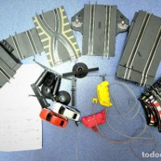 Scalextric: SPEED TRACK 6334 - PISTA DE CARRERAS DE COCHES TIPO EXCALECTRIC - SIN CAJA. Lote 278156893