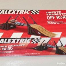 Scalextric: PUENTE SCALEXTRIC OFF ROAD SEMI-NUEVO. Lote 278822563