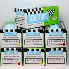 Scalextric: CAJAS REPRO EXIN-TRIANG SCALEXTRIC. Lote 278973253