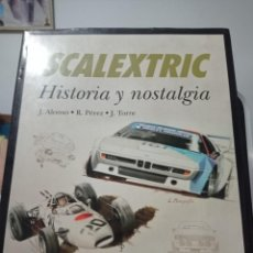 Scalextric: SCALEXTRIC HISTORIA Y NOSTALGIA. Lote 280120143
