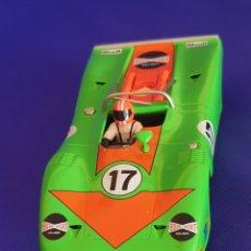 Scalextric: SCALEXTRIC PORSCHE 917 FABRICADO EN ESPAÑA. Lote 286991388