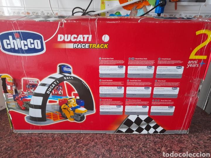 Scalextric: DUCATI RACETRACK- CIRCUITO CHICO PARA LOS MÁS PEQUES - Foto 2 - 287750488