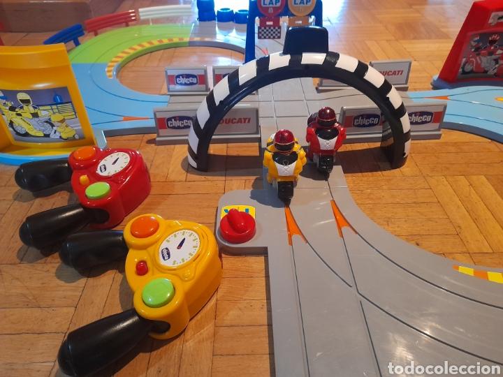 Scalextric: DUCATI RACETRACK- CIRCUITO CHICO PARA LOS MÁS PEQUES - Foto 5 - 287750488