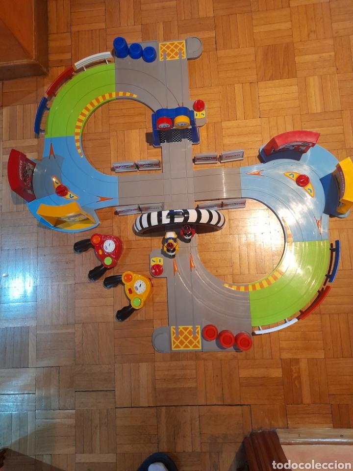 Scalextric: DUCATI RACETRACK- CIRCUITO CHICO PARA LOS MÁS PEQUES - Foto 6 - 287750488