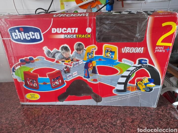 DUCATI RACETRACK- CIRCUITO CHICO PARA LOS MÁS PEQUES (Juguetes - Slot Cars - Scalextric Pistas y Accesorios)