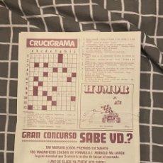 Scalextric: REVISTA SCALEXTRIC CLUB, Nº 3 - AMIGOS DE SCALEXTRIC. Lote 287957108