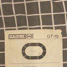 Scalextric: TARJETA SCALEXTRIC. GT. 10. Lote 287957848
