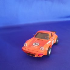 Scalextric: SCALEXTRIC REPROTEC PORSCHE 911 MADE IN SPAIN. Lote 288120033