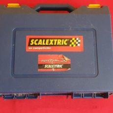 Scalextric: CAJA VACIA SCALEXTRIC DIGITAL THE SYSTEM .MIDE 38 CM X32 CM X 13 CM. Lote 288343818
