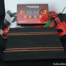 Scalextric: SCALEXTRIC TRAINER COMPUTER 2 A ESTRENAR ESTA EN EL BLISTER PERO ABIERTO. Lote 288374618