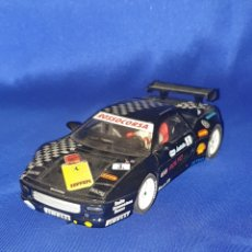 Scalextric: PRO SLOT PS1017 FERRARI F355 BLACK #3 SCALEXTRIC. Lote 288413483