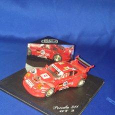 Scalextric: PROSLOT PORSCHE 911 GT 2 SCALEXTRIC. Lote 288413578