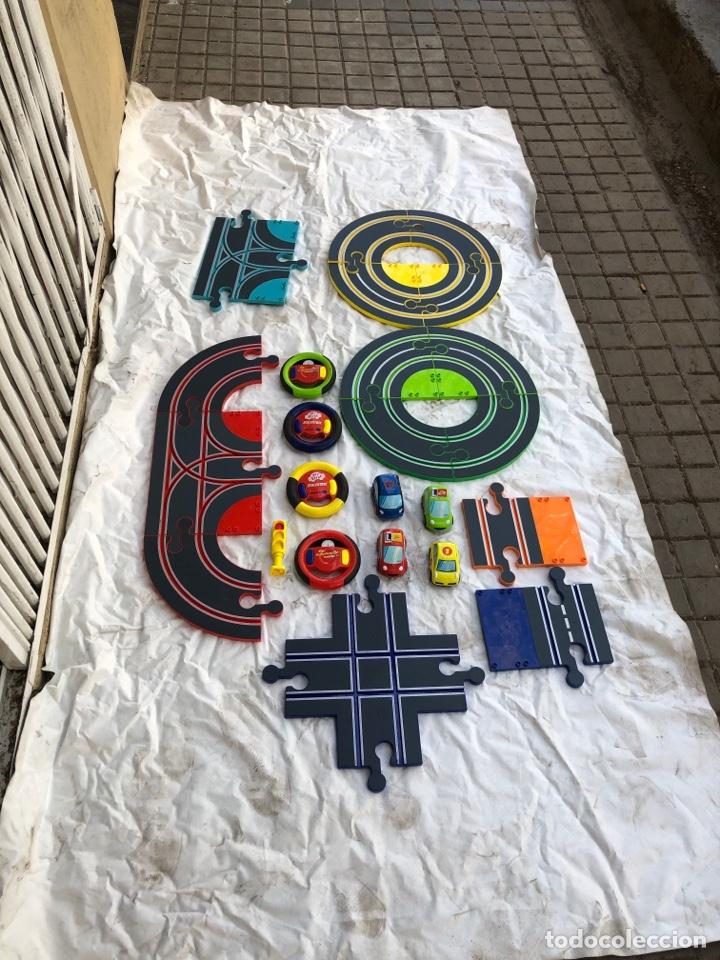 Scalextric: maletin pista scalextric autoescuela - Foto 2 - 288638913