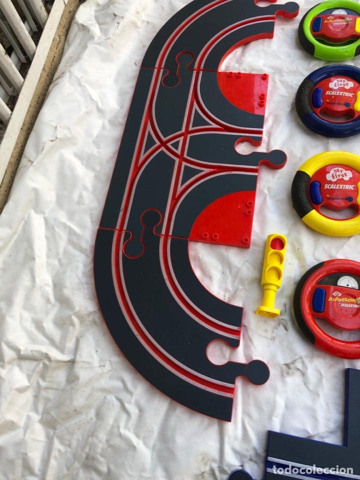 Scalextric: maletin pista scalextric autoescuela - Foto 19 - 288638913