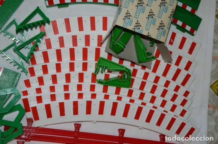 Scalextric: Oportunidad Scalextric TECNITOYS / EXIN - Gran lote de accesorios variados ¡Mira fotos/detalles! - Foto 4 - 289572468