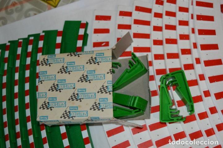Scalextric: Oportunidad Scalextric TECNITOYS / EXIN - Gran lote de accesorios variados ¡Mira fotos/detalles! - Foto 5 - 289572468
