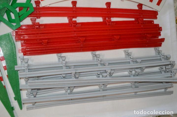 Scalextric: Oportunidad Scalextric TECNITOYS / EXIN - Gran lote de accesorios variados ¡Mira fotos/detalles! - Foto 6 - 289572468