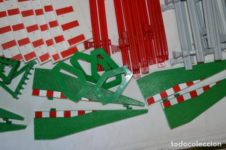 Scalextric: Oportunidad Scalextric TECNITOYS / EXIN - Gran lote de accesorios variados ¡Mira fotos/detalles! - Foto 7 - 289572468