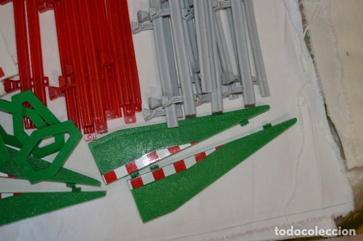 Scalextric: Oportunidad Scalextric TECNITOYS / EXIN - Gran lote de accesorios variados ¡Mira fotos/detalles! - Foto 8 - 289572468