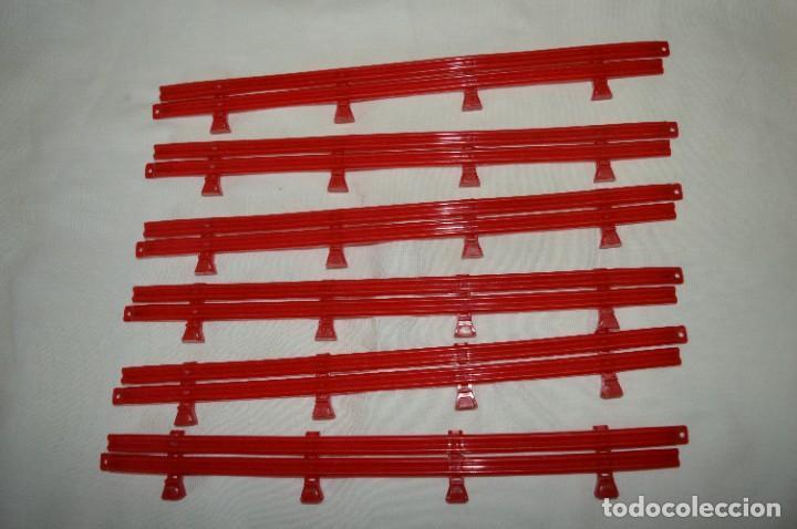 Scalextric: Oportunidad Scalextric TECNITOYS / EXIN - Gran lote de accesorios variados ¡Mira fotos/detalles! - Foto 10 - 289572468