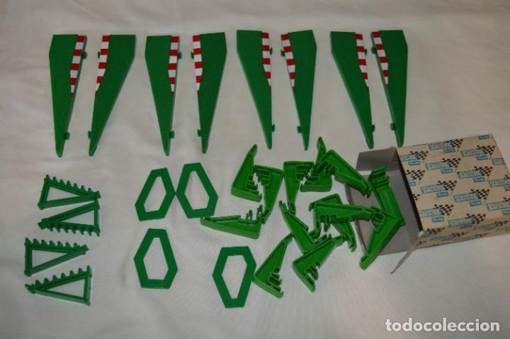 Scalextric: Oportunidad Scalextric TECNITOYS / EXIN - Gran lote de accesorios variados ¡Mira fotos/detalles! - Foto 13 - 289572468