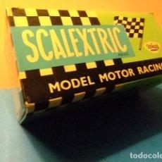 Scalextric: SCALEXTRIC MERCEDES 250 SL C-32 ACCESORIO CAJA VACIA CON SU INTERIOR Y ETIQUETAS. Lote 289900393
