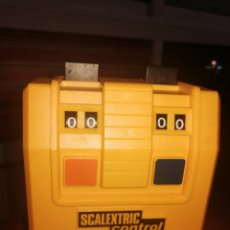Scalextric: CUENTAVUELTAS ELECTRICO PARA DOS COCHES. Lote 292252768