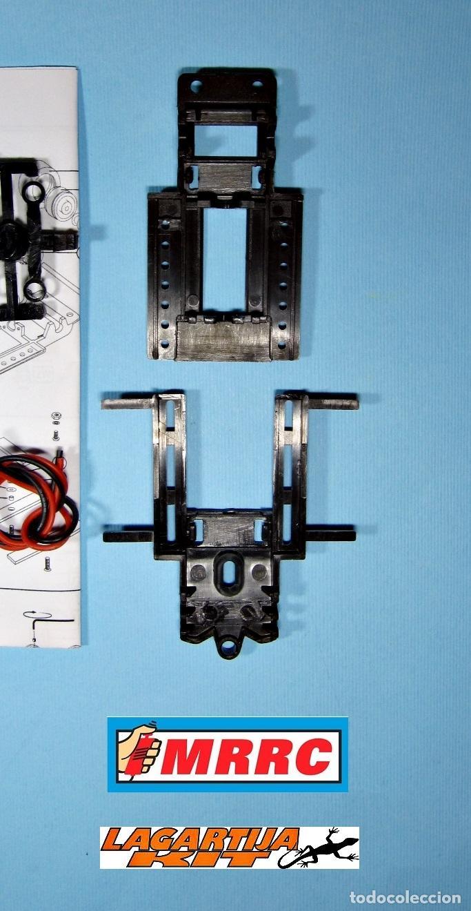 Scalextric: MRRC 1/32 CHASIS COMPLETO SEBRING REGULABLE - 71 / 102 mm SLOT CLASSIC RESIN KIT - Foto 5 - 168098292