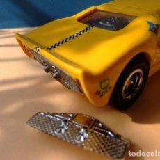 Scalextric: SCALEXTRIC FORD 40 GT ACCESORIO PANEL TRASERO CON TUBOS ESCAPE. Lote 293768163