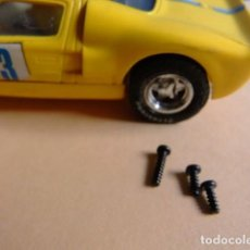Scalextric: SCALEXTRIC FORD 40 GT ACCESORIO TORNILLOS PARA CARROCERÍA. Lote 293789348