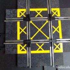 Scalextric: SCALEXTRIC PISTA ACCESORIO CRUCE CARRETERA TECNITOYS 1999. Lote 293790493