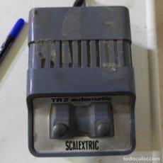 Scalextric: TRANSFORMADOR DE SCALEXTRIC TR2 AUTOMATIC FUNCIONANDO. Lote 294026453