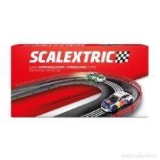 Scalextric: SCALEXTRIC PISTAS CURVA CHICANE DESLIZANTE SCX U10398S100. Lote 295441388