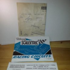 Scalextric: SCALEXTRIC. Lote 295898703