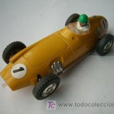 Scalextric: SCALEXTRIC TRIANG C59 BRM P25 AMARILLO MADE IN FRANCE . Lote 5663030